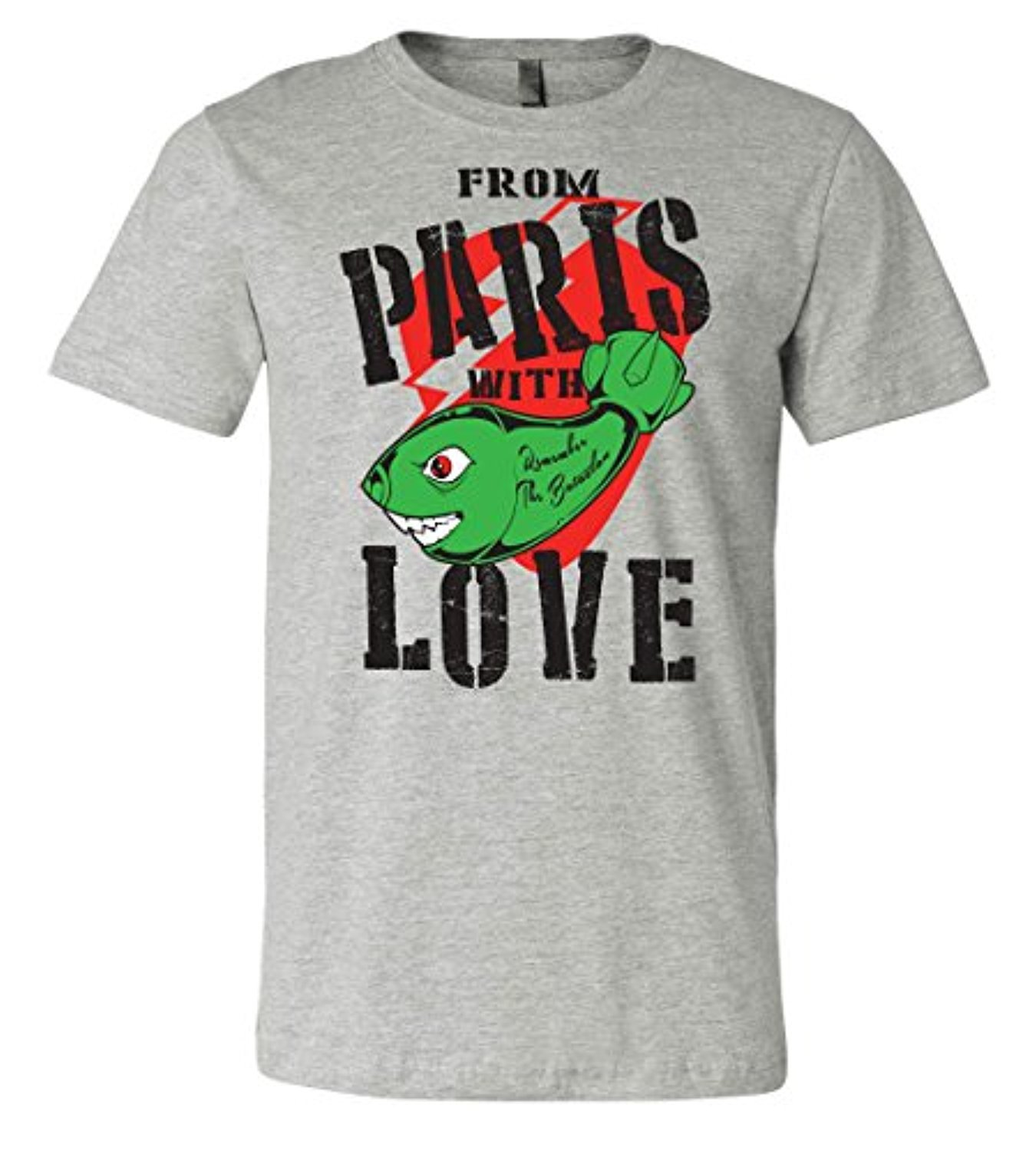 From paris with love shirt