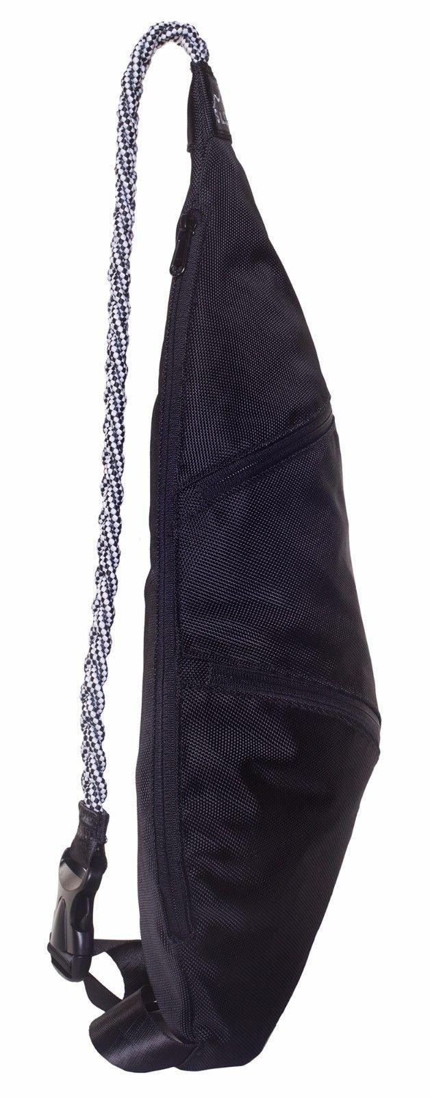 Slope Rope Bag Casual Crossbody Everyday Shoulder Sling Backpack Updated Version