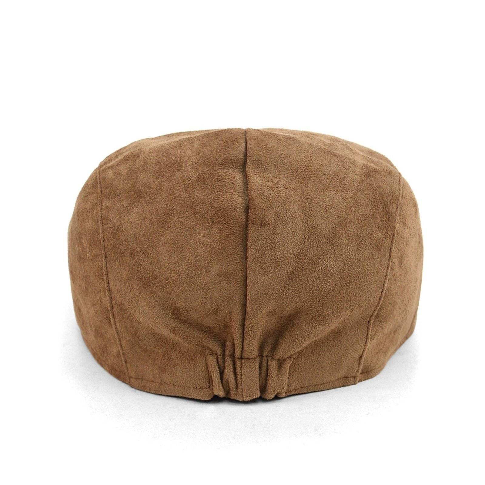 Men's Faux Suede Fall// Winter Ivy Cap IFW1722