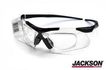 430fc02c80 Jackson Safety Glasses V60 Safeview Clear Anti-Fog Lens with RX Insert 38503
