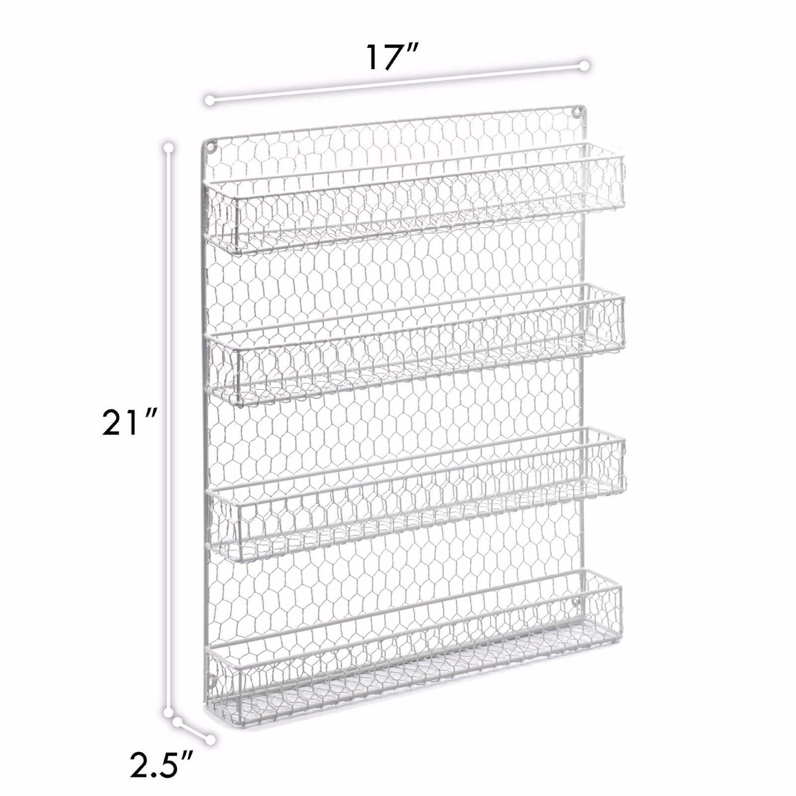 Funky Chicken Wire Shelf Vignette - Wiring Schematics and Diagrams ...