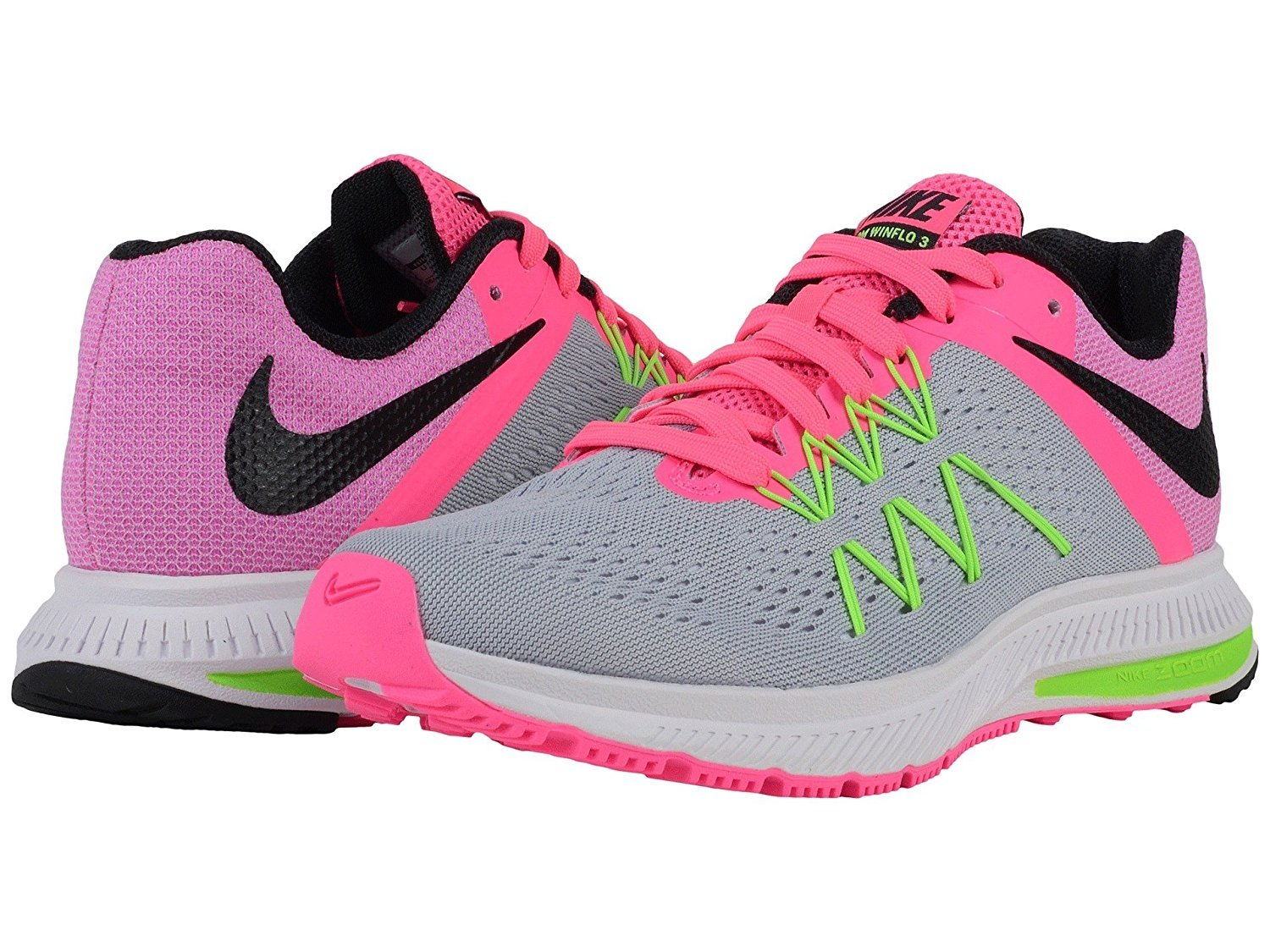867c0858d18 Nike Women s Zoom Winflo 3 Running Shoe