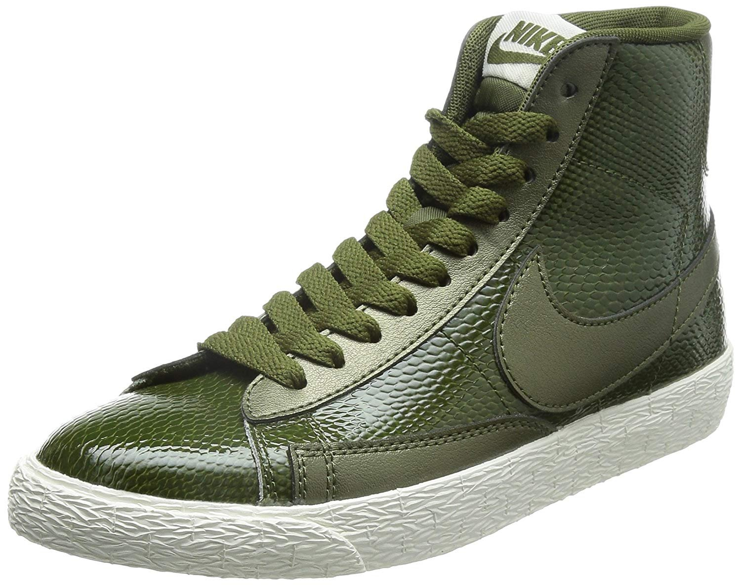 brand new 2744b a4fb1 Details about Nike Womens Blazer Mid LTR PRM Casual Shoe