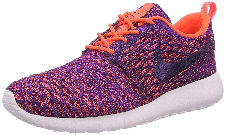 3e78209107f9e ... Nike Women s Roshe One Flyknit Running Running Running Shoe 6eb1a6 ...