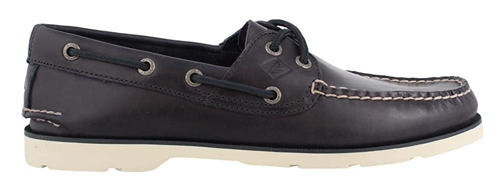 Sperry Men's, Leeward Boat shoes Yacht Club Navy 11.5 M