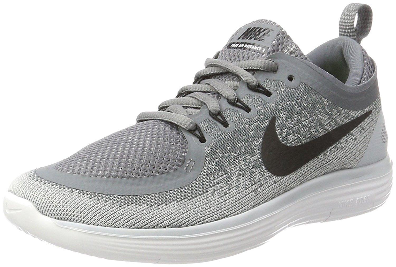 Nike mujer mujer mujer free RN distancia 2 zapatilla de running cc5c44