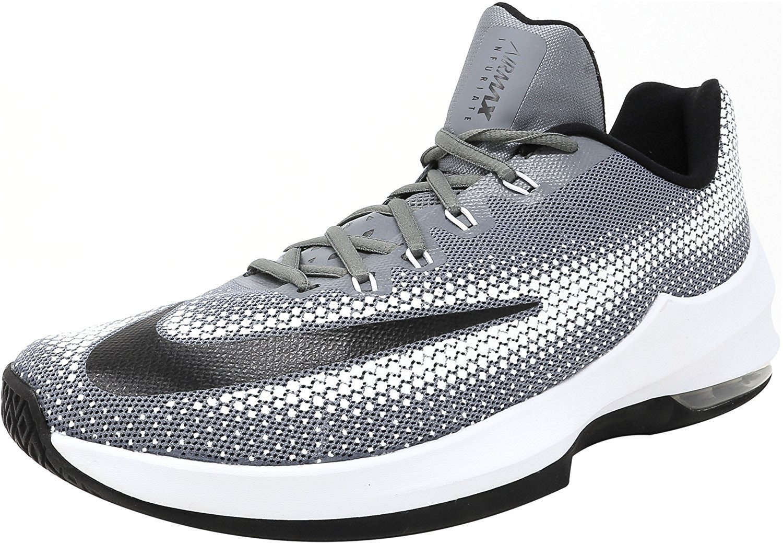 Nike air max niedrige erzürnen männer niedrige max basketballschuh ec9803