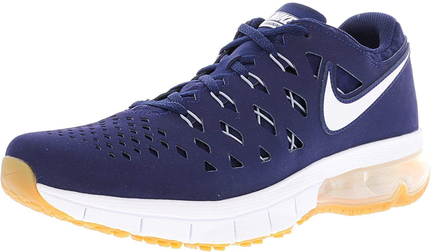 NIKE NIKE NIKE Mens Air Trainer 180 Synthetic Cross-Trainers Shoes cdcd4b