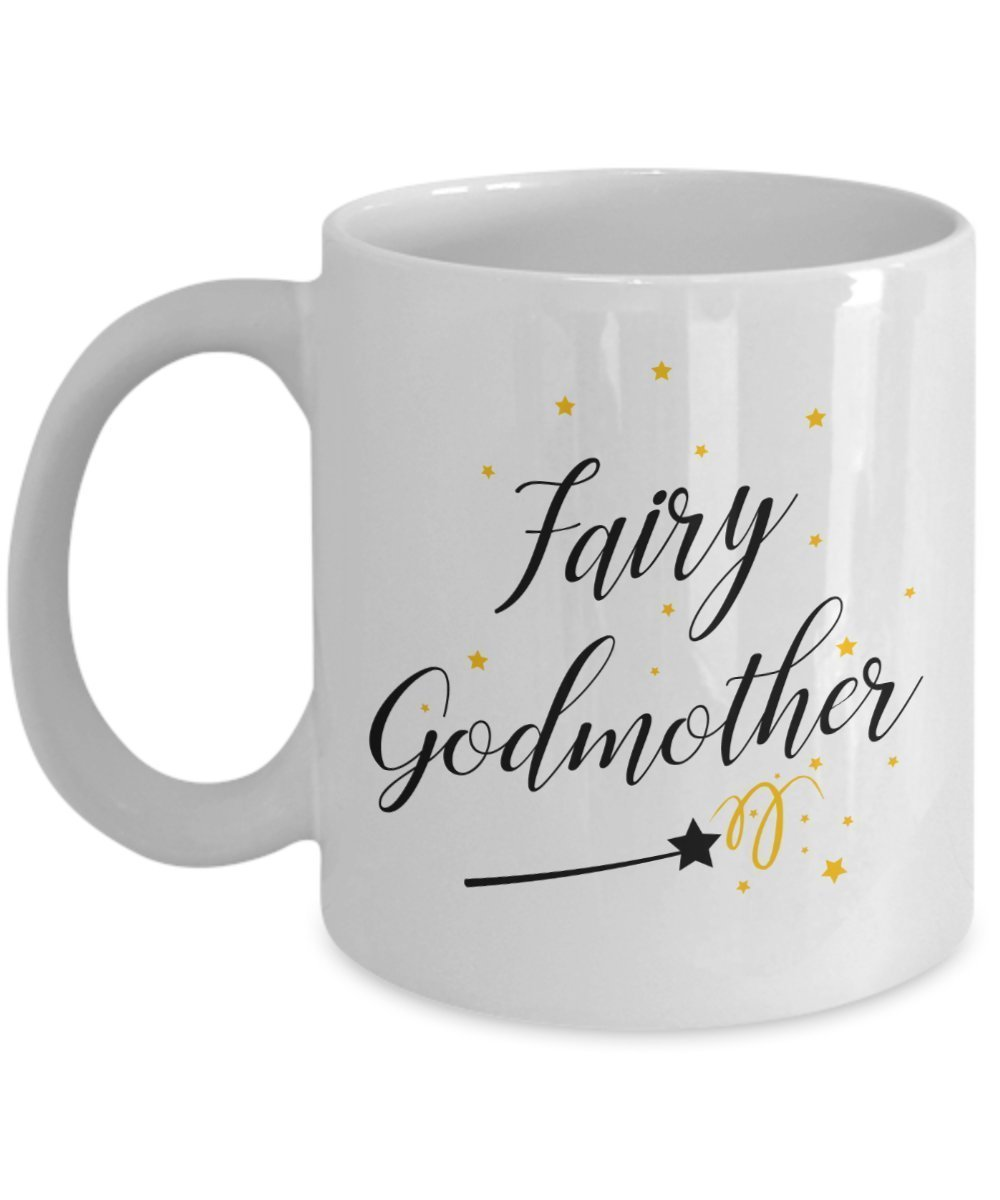 Funny Godmother Gift Godmother Coffee Mug Best Godmother Birthday Gift Other