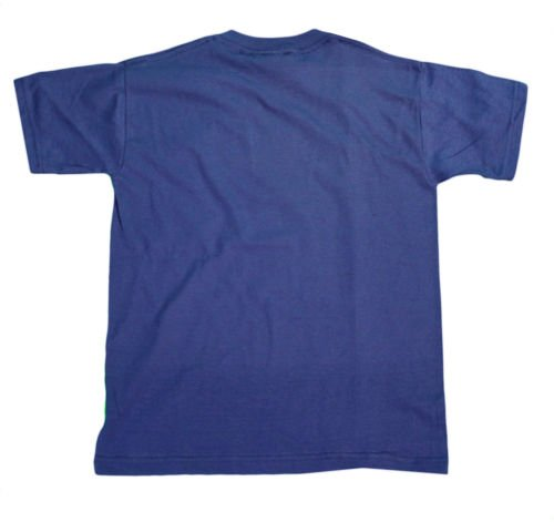 NYPD Kids Hooded Short Sleeve Screen Print T-Shirt Blue Youth Tee Hoodie Gift