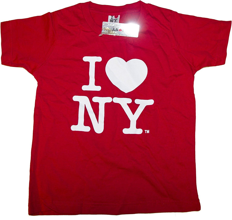 Youth I Heart NY Shirts for Children from NYC York City I Love NY T-Shirt
