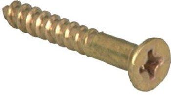 """8 X 3//4 /"""" Phillips Flat Head Box 100 Hillman Wood Screws No"""