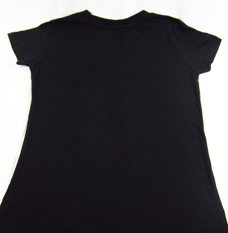 b6e85b9283b Womens NEW Spencers I Love Me Logo Black Short Sleeve T Shirt Any Size S