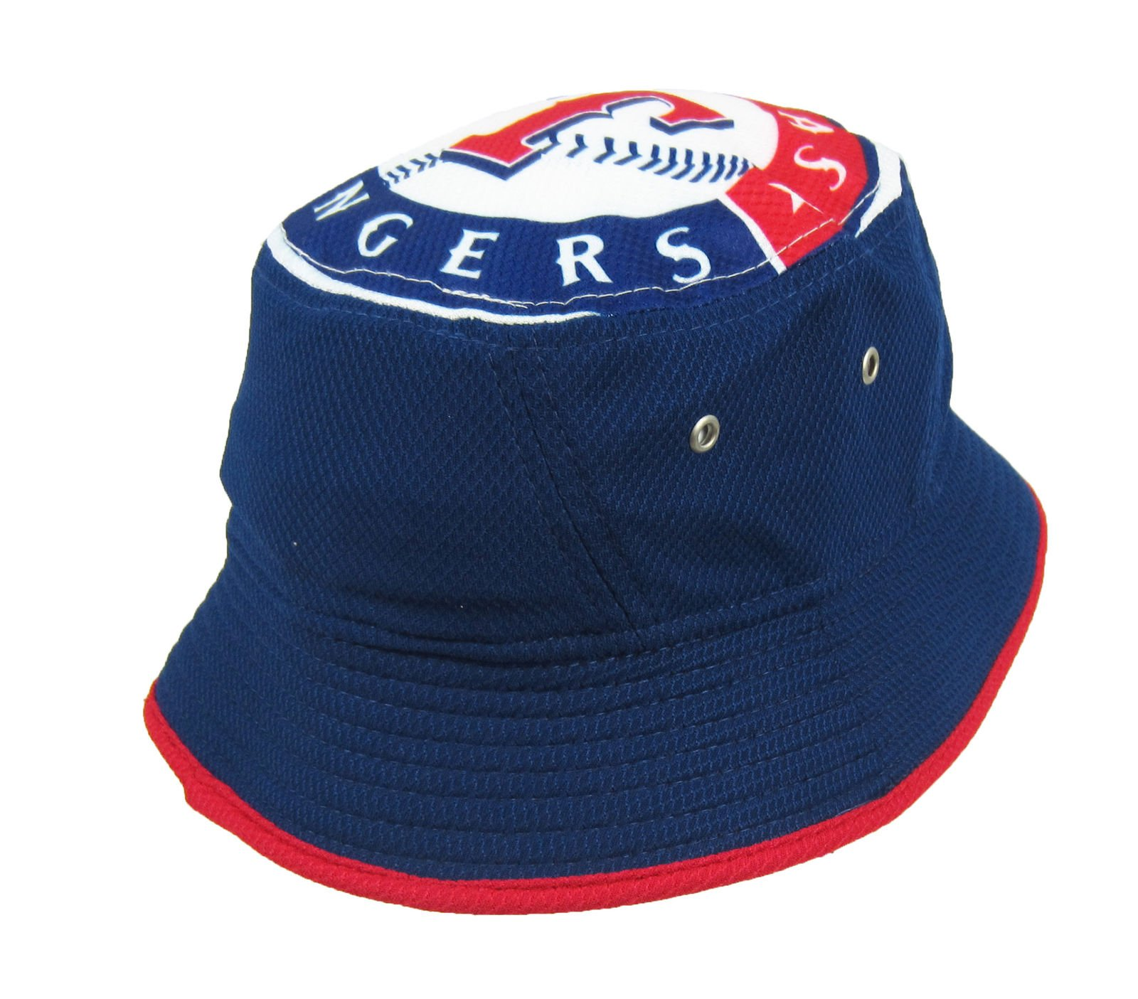 00efa6c1888b2f New Era Kids MLB Texas Rangers Bucket Hat Child-Youth One Size NWT ...