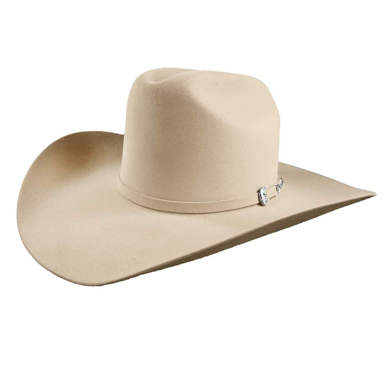 Details about Resistol 6X Buckskin Midnight Cowboy Hat 4