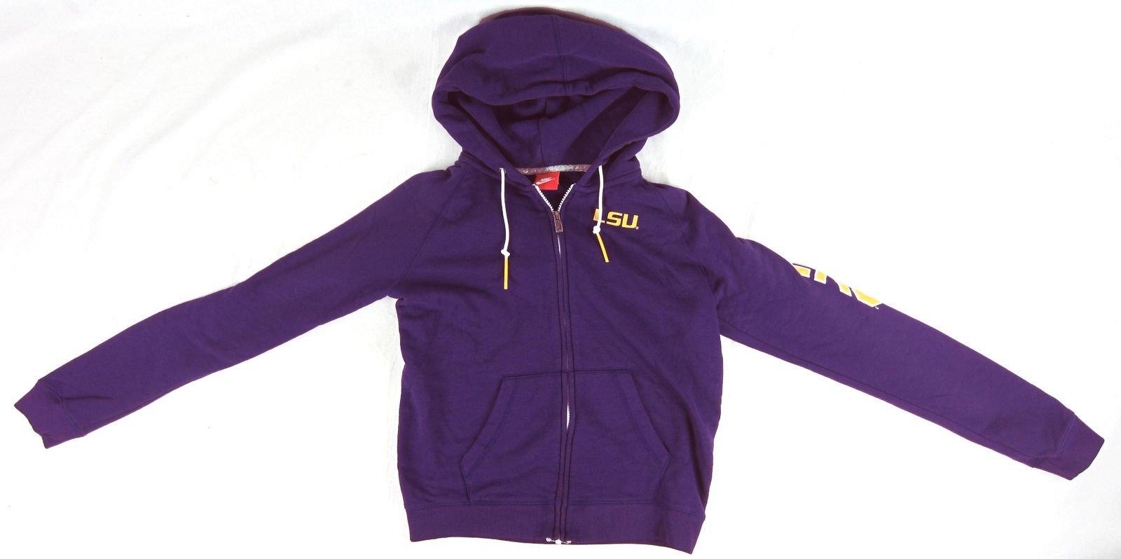 23f01b5b Nike - Licensed LSU Tigers Purple Hoodie - Women's Small ...