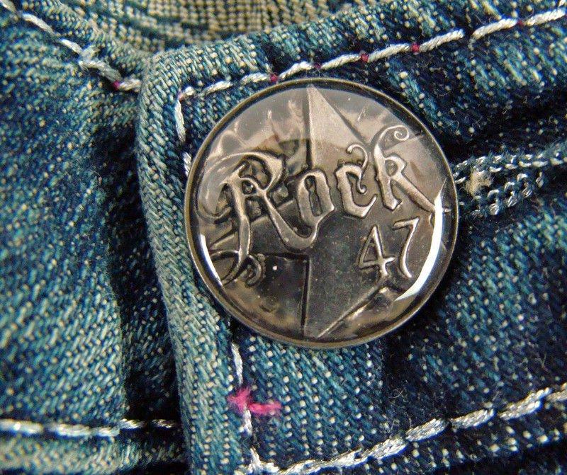 Womens Wrangler Rock 47 Salina Jewel Ultra Low Rise Boot Cut Jean NWT