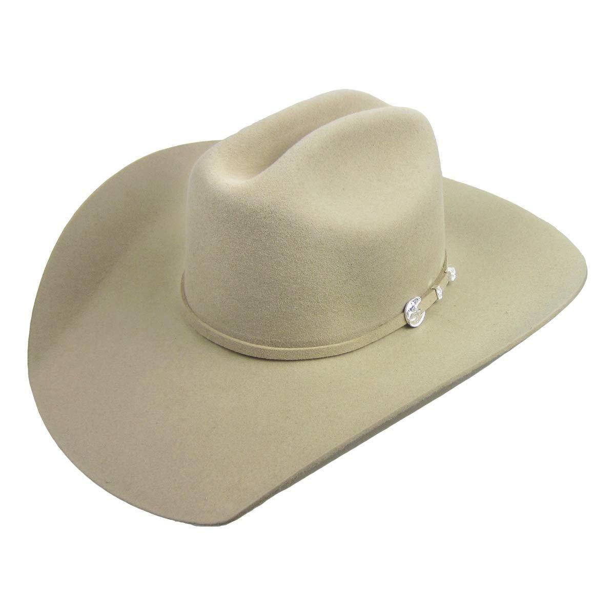 6e864d01d Details about Stetson Corral American Buffalo Collection Felt Western  Cowboy Hat