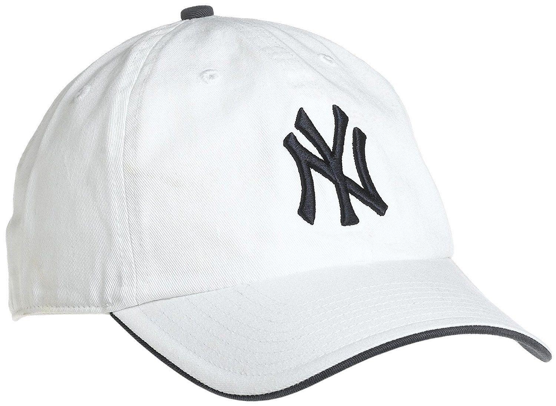 4117ea5689571 new york yankees cap 47 brand adjustable strapback black clean up dad hat  mlb  mlb major league baseball fitted new york yankees unisex hat cap any  size xl