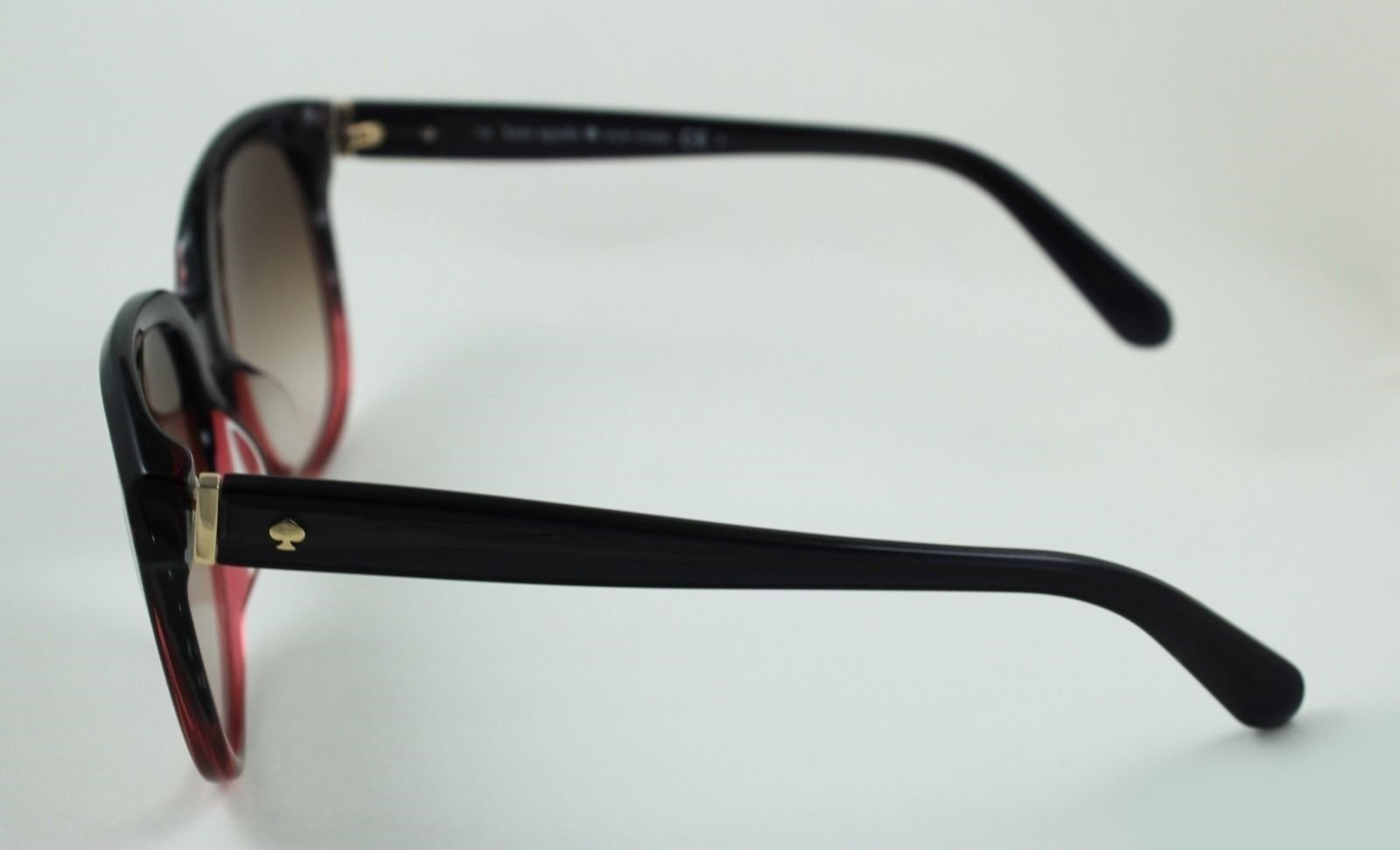 3dcde52562dcd Kate Spade Bayleigh S Sunglasses Rose to Black Tortoise Fade Brown Gradient  55mm. Product Details