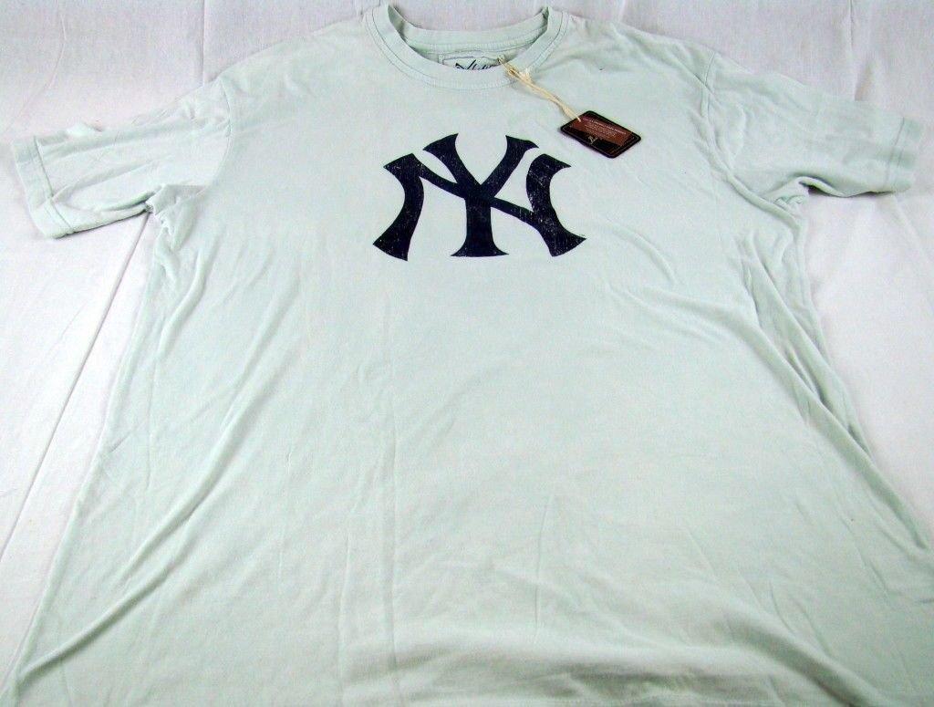 ee3eab975 Mens Red Jacket Baseball MLB NY New York Yankees T Shirt XL ...