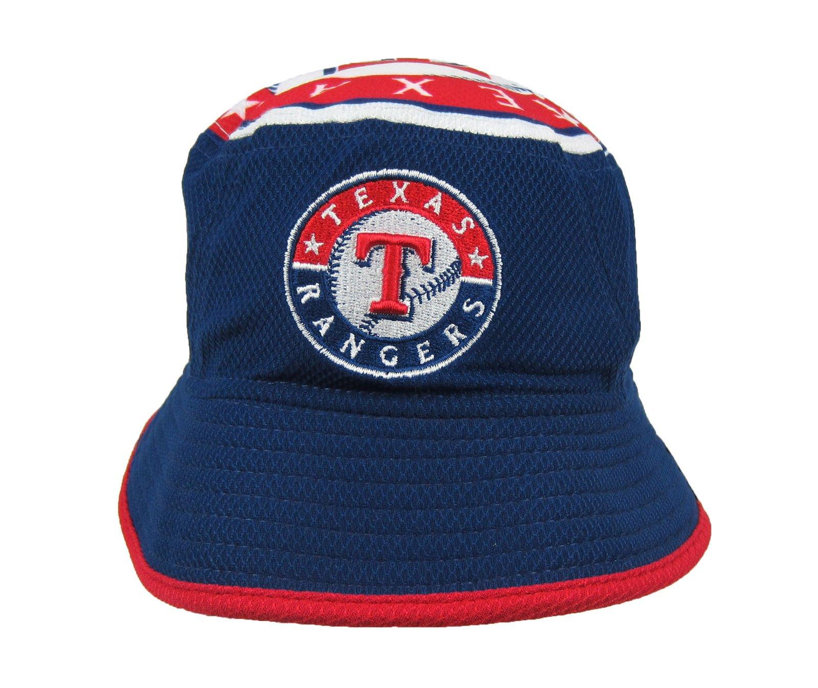 New Era Kids MLB Texas Rangers Bucket Hat Child-Youth One Size NWT ... 4ebb16c40cfb