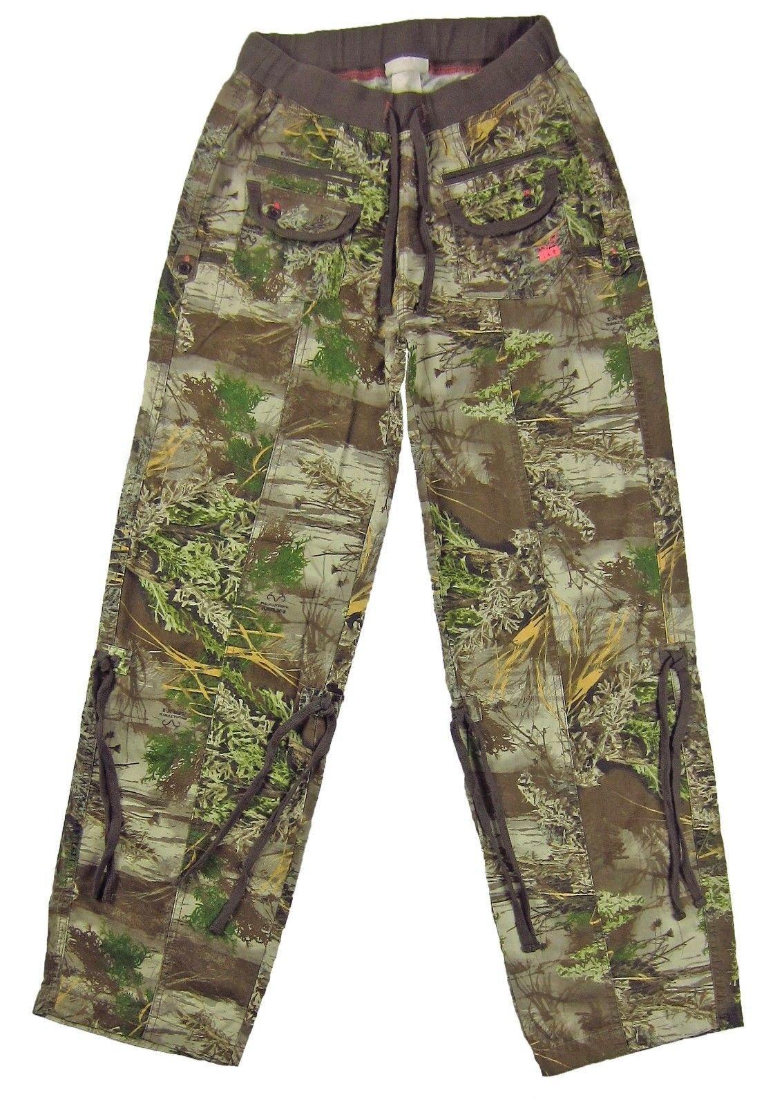 Nwt Realtree Girl Sage Pant Max 1 Camo Camouflage Pants
