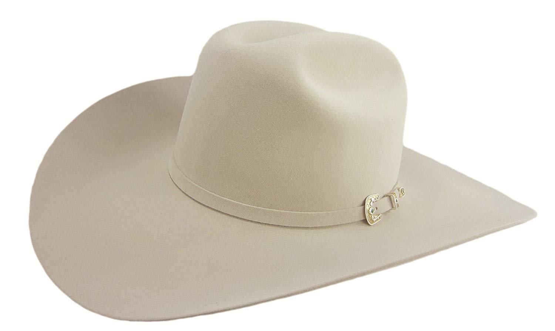 Stetson 200X La Corona Cowboy Hat Silverbelly  47d4b3772d8