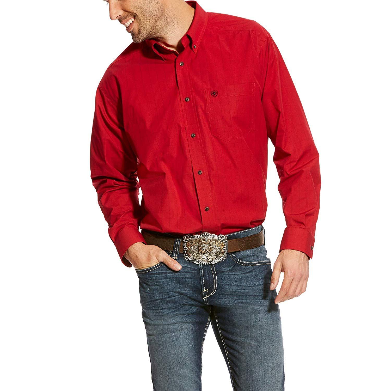 ARIAT Pro Series Cabelo Shirt 10024169