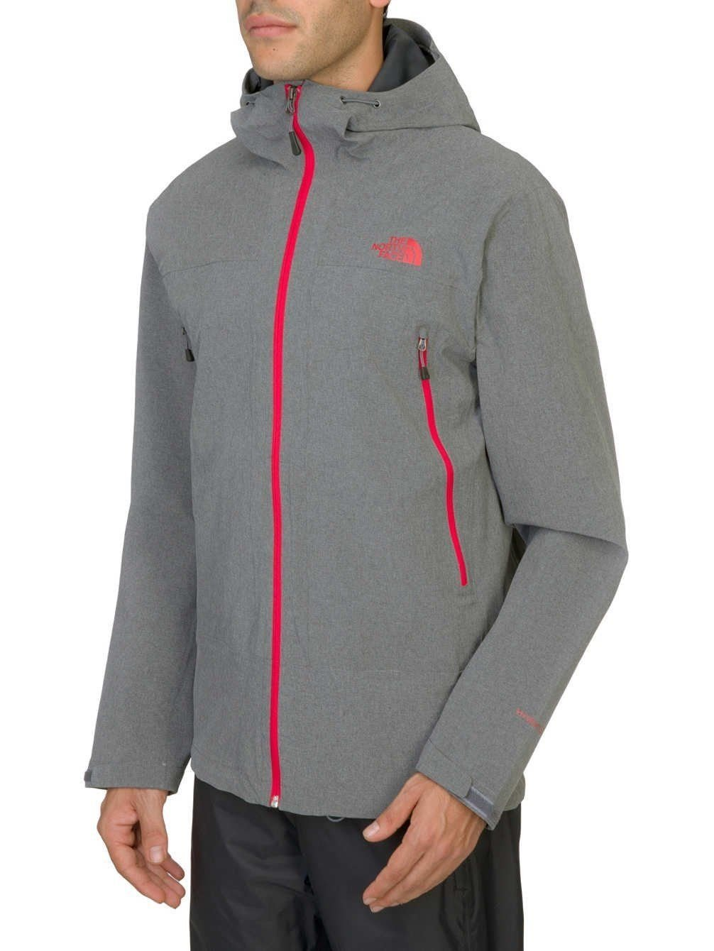 The North Face Mens Burst Rock Jacket softshell coat M-XL NEW