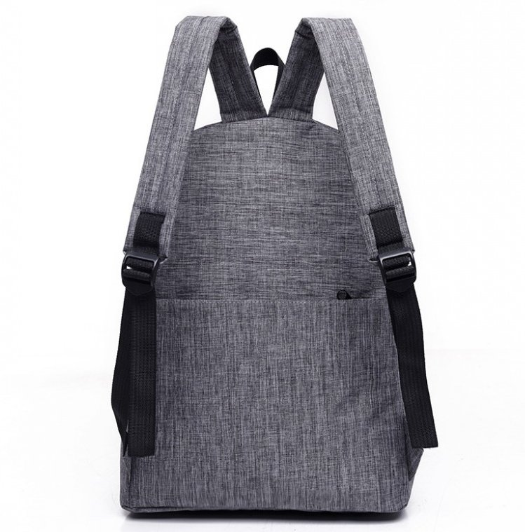High-Quality-Women-or-Men-Canvas-Backpack-Shoulder-School-Bag-Travel thumbnail 9
