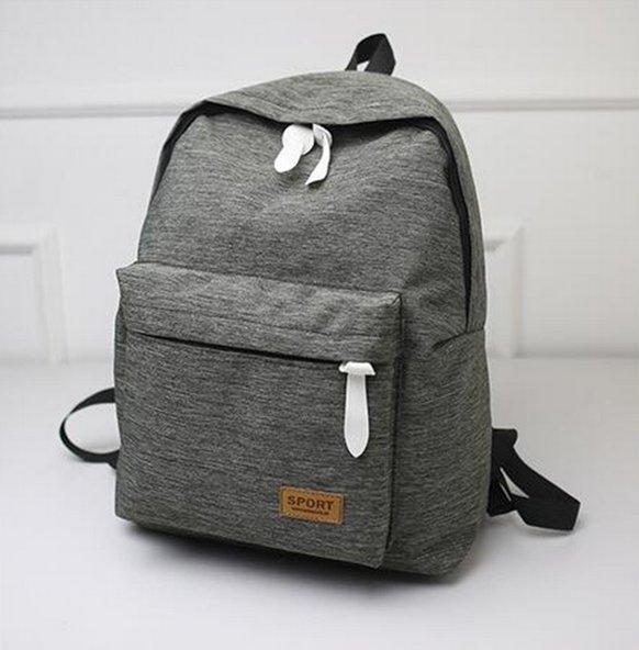 High-Quality-Women-Canvas-Backpacks-Ladies-Shoulder-School-Bag-Travel-Fashion thumbnail 11