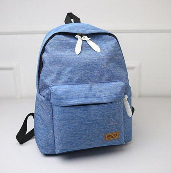 High-Quality-Women-Canvas-Backpacks-Ladies-Shoulder-School-Bag-Travel-Fashion thumbnail 8