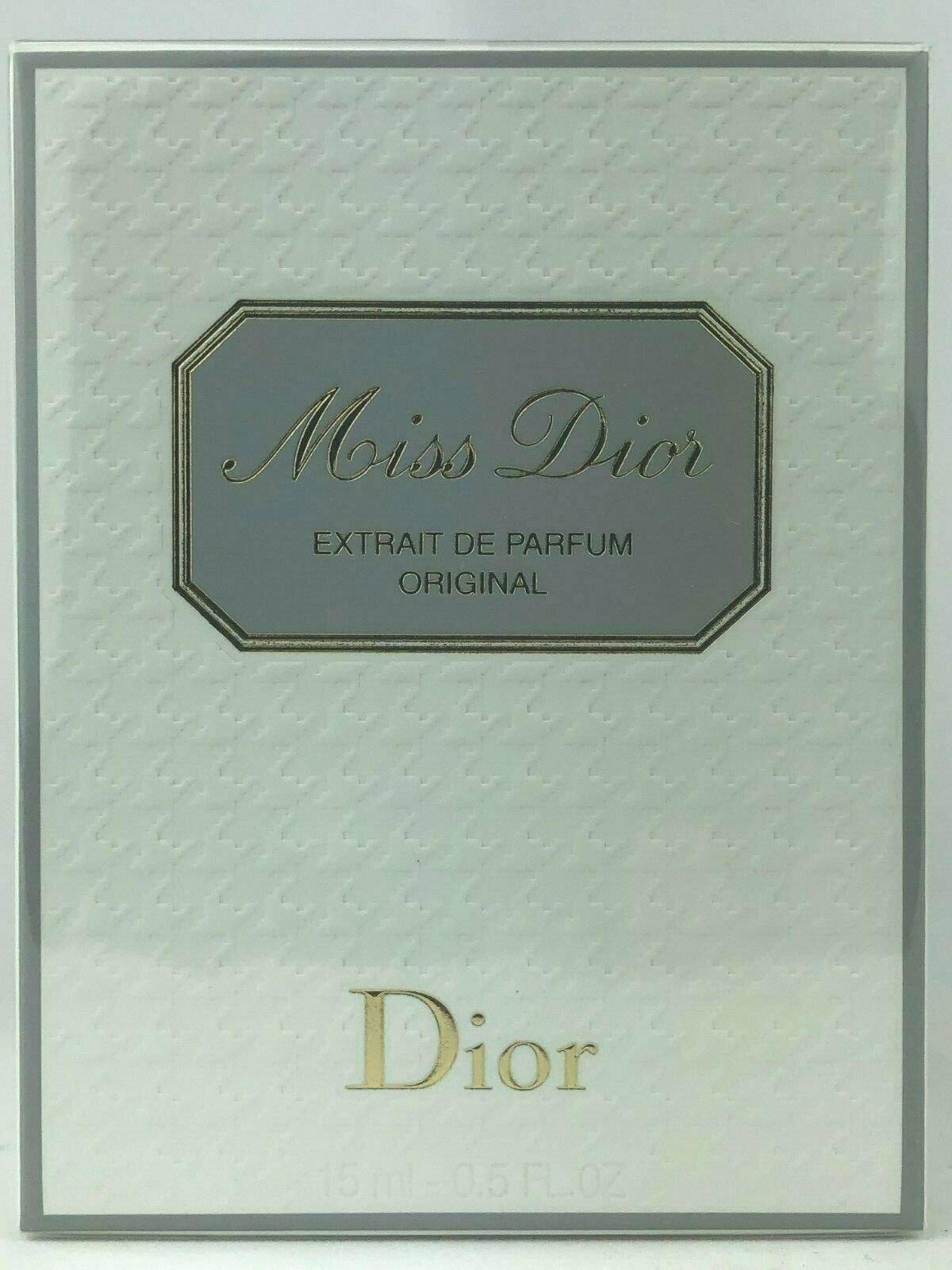 Dior-Miss-Dior-Original-EXTRAIT-DE-PARFUM-15ml-5oz-Sealed-Authentic-amp-fast