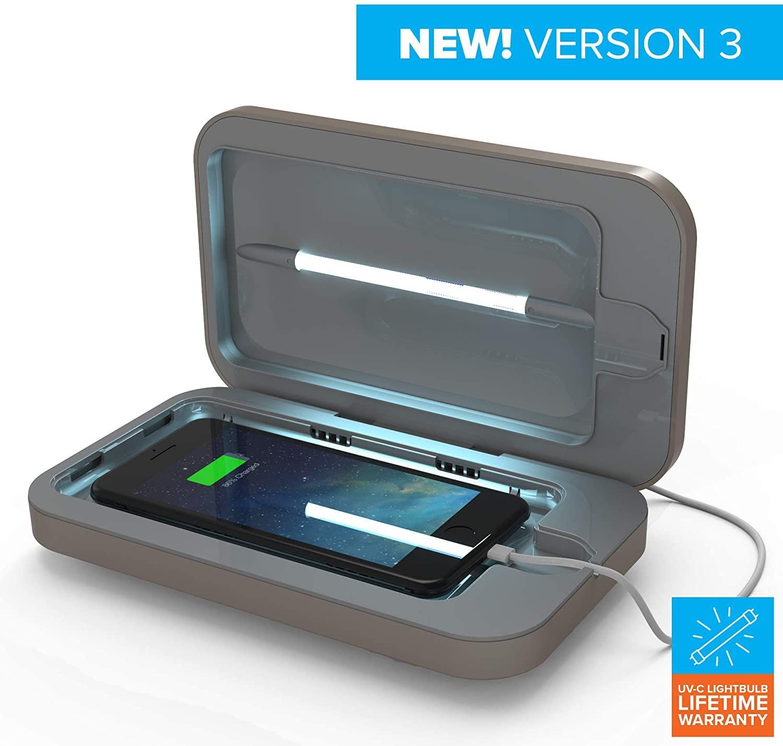 PhoneSoap-3-UV-Smartphone-Sanitizer-amp-Dual-USB-Universal-Charger thumbnail 14