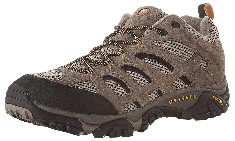 super popular 811ea 1d688 ... Merrell Men s Moab Ventilator Ventilator Ventilator Walnut Brown Hiking  Shoe 9 D(M) 76d987 ...
