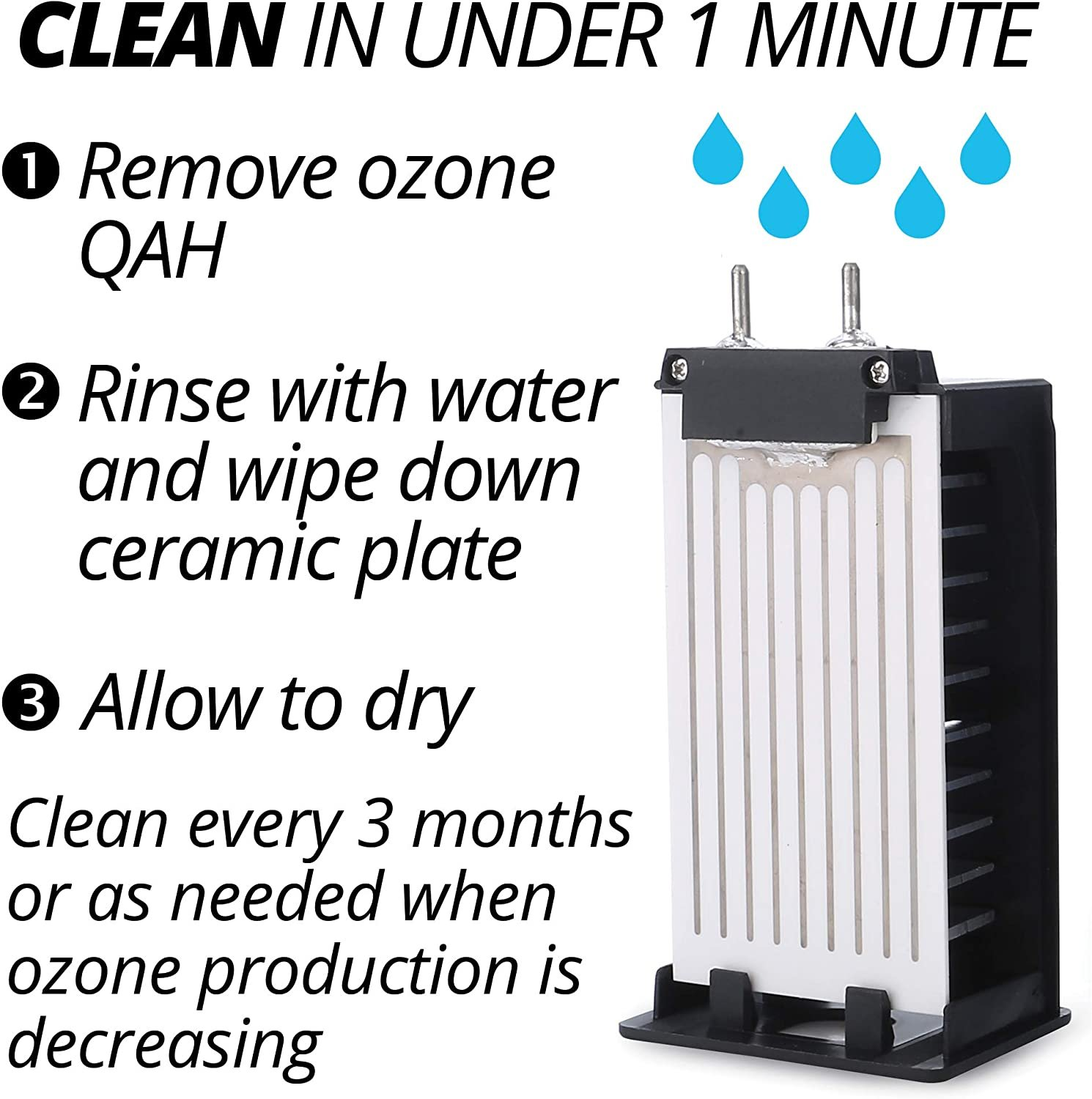 thumbnail 28 - Alpine Air Commercial Ozone Generator | Professional O3 Air Purifier