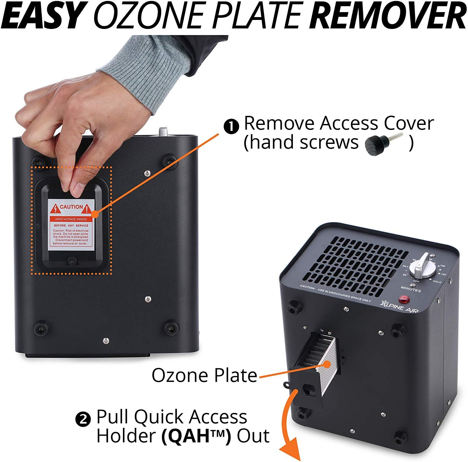 thumbnail 20 - Alpine Air Commercial Ozone Generator | Professional O3 Air Purifier