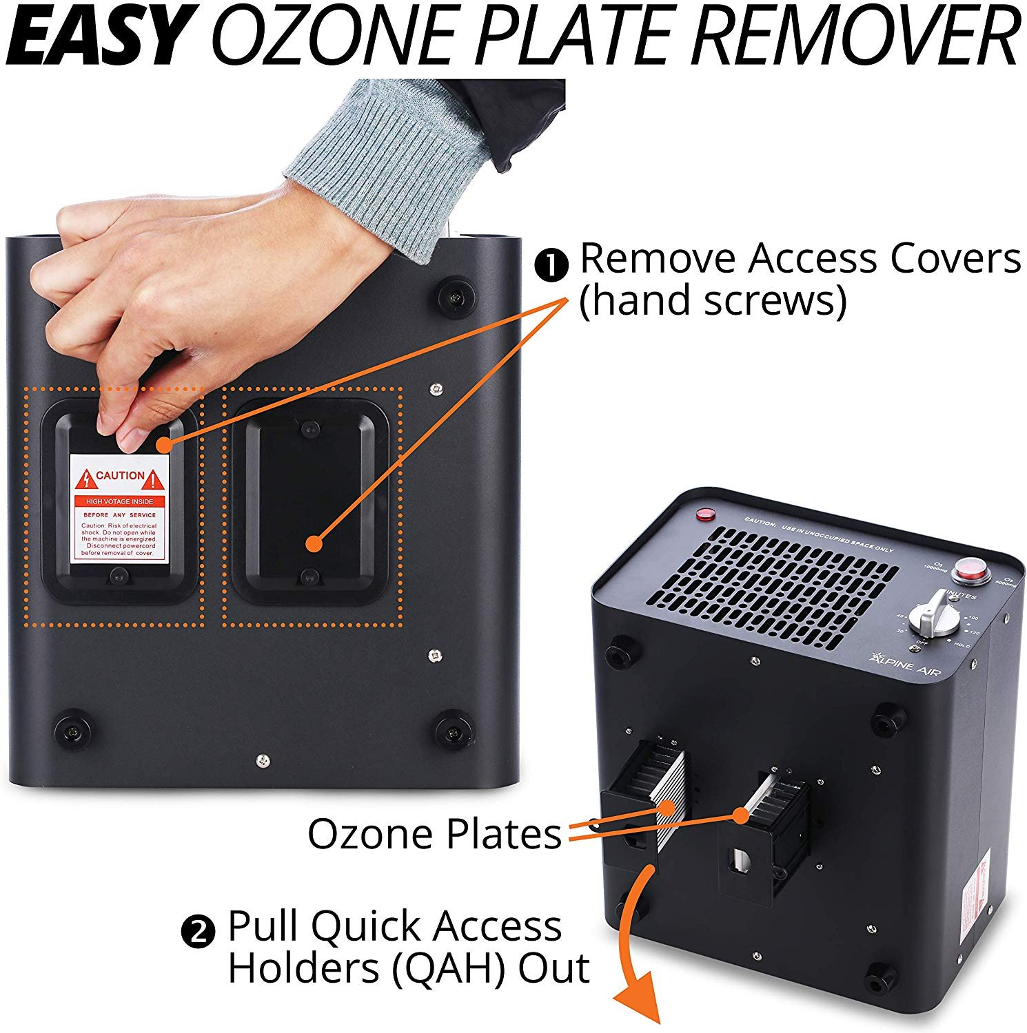 thumbnail 17 - Alpine Air Commercial Ozone Generator | Professional O3 Air Purifier