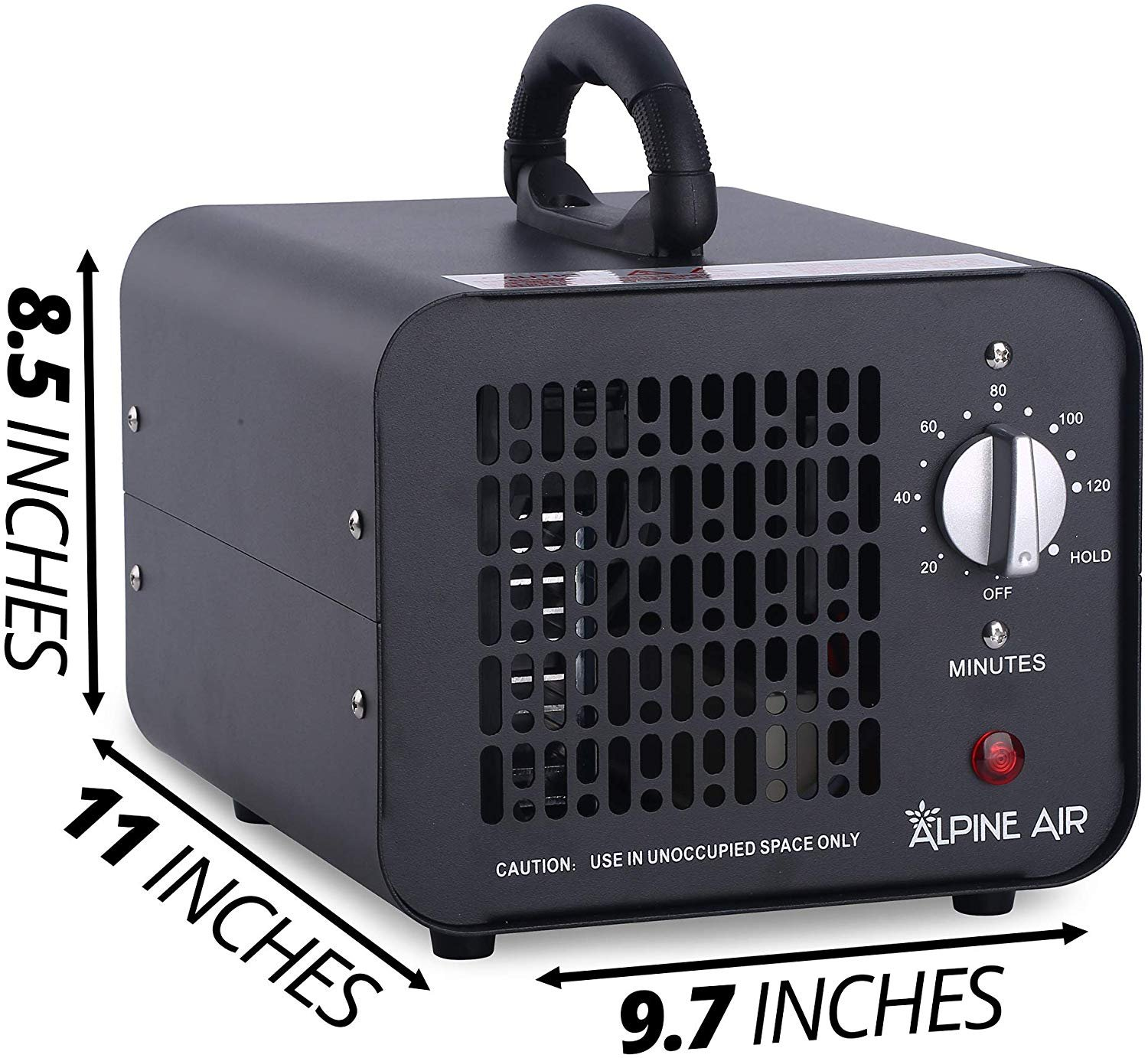 thumbnail 19 - Alpine Air Commercial Ozone Generator | Professional O3 Air Purifier