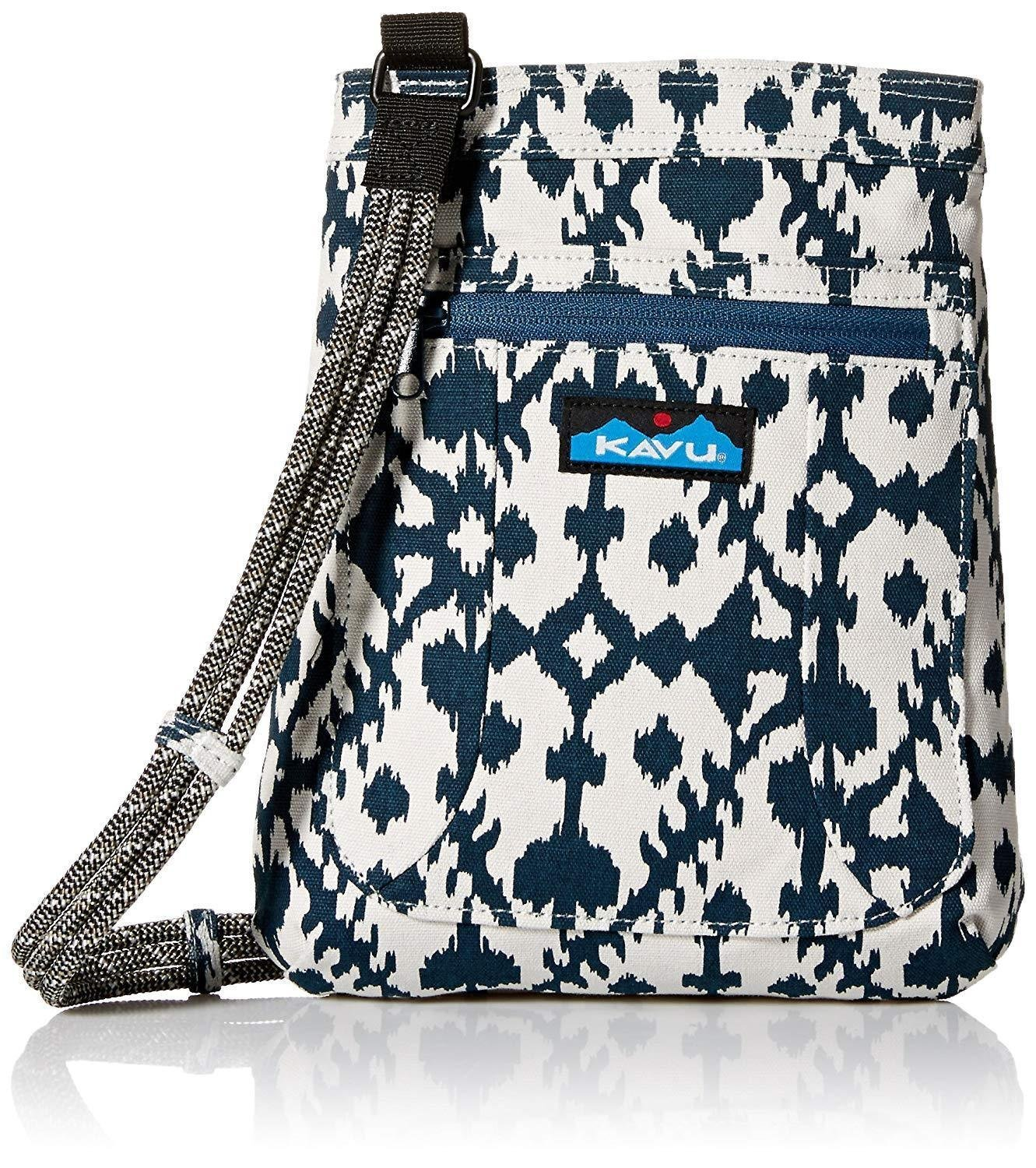 Kavu Keepalong Bag Womens Semi Padded Sling Canvas