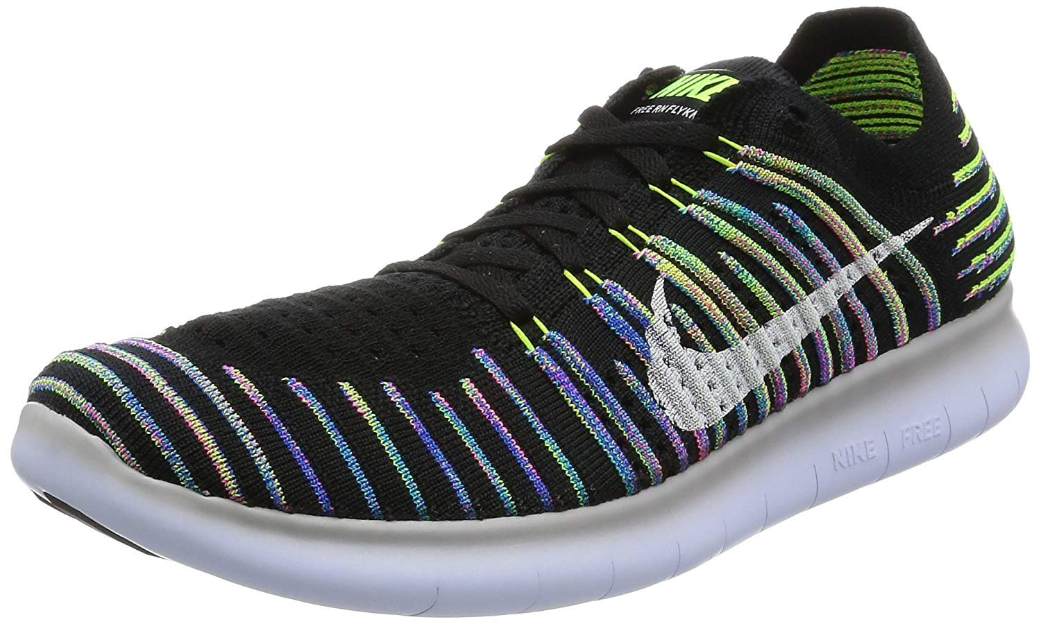 NIKE Free Rn Flyknit 2017, Competition Men's Competition 2017, Running Shoes ac3978