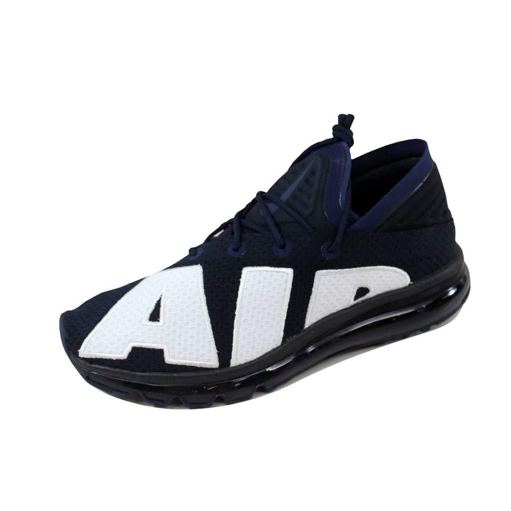 Nike Air Max 400 Uomini 942236 In Nero Ossidiana Stile 942236 Uomini Blu Scuro, Bianco 9,5 f89f5b