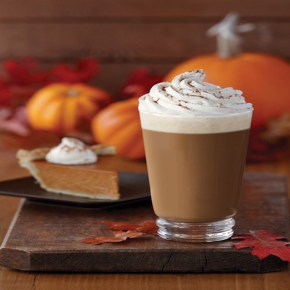 PUMPKIN LATTE FRAGRANCE OIL FOR CANDLE /& SOAP MAKING BY VIRGINIA CANDLE SUPPLY 2 OZ FREE S/&H IN USA