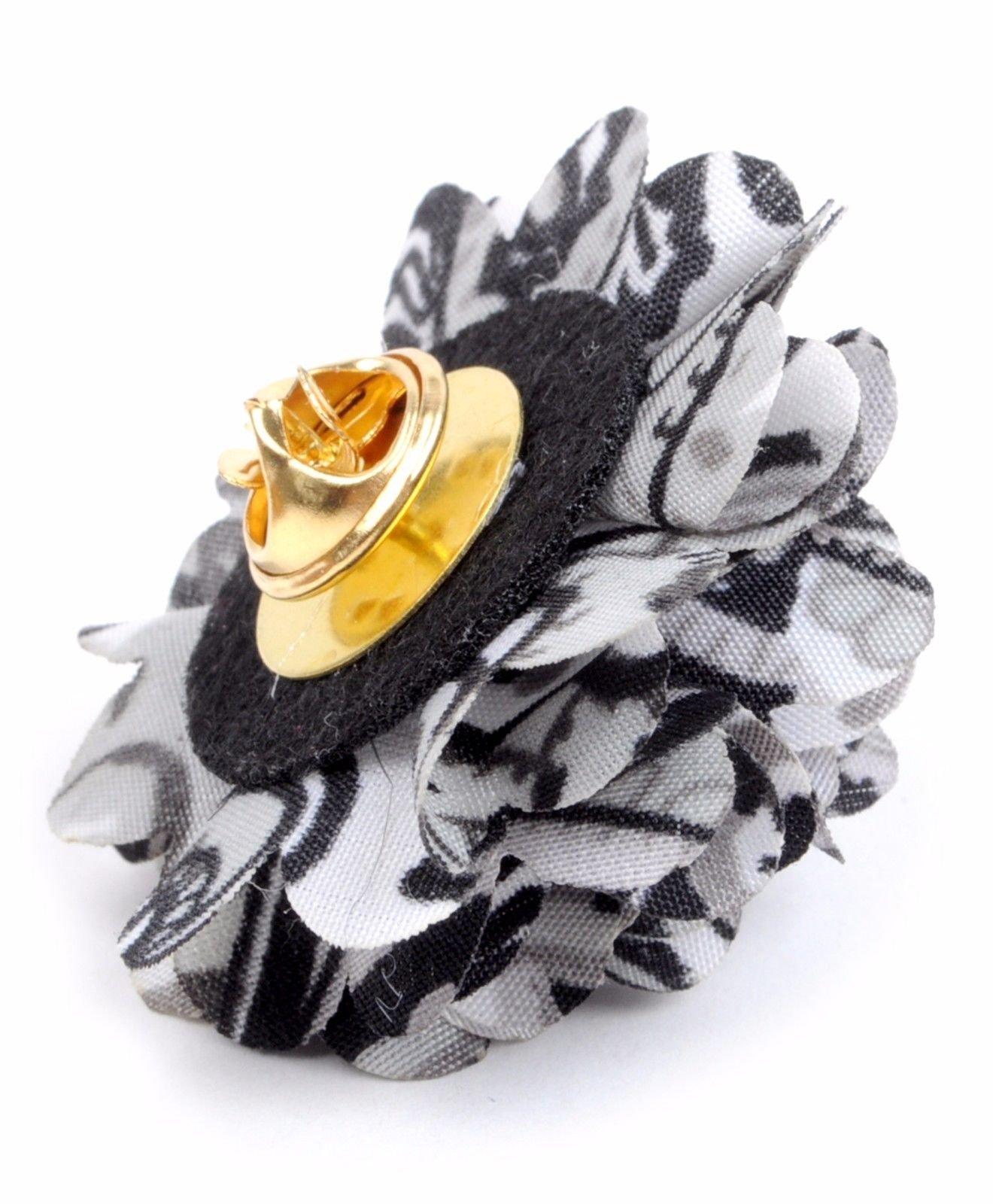 Vibrant-Paisley-Flower-Mini-Bouquet-Clutch-Back-Flower-Lapel-Pins-Boutonniere thumbnail 30