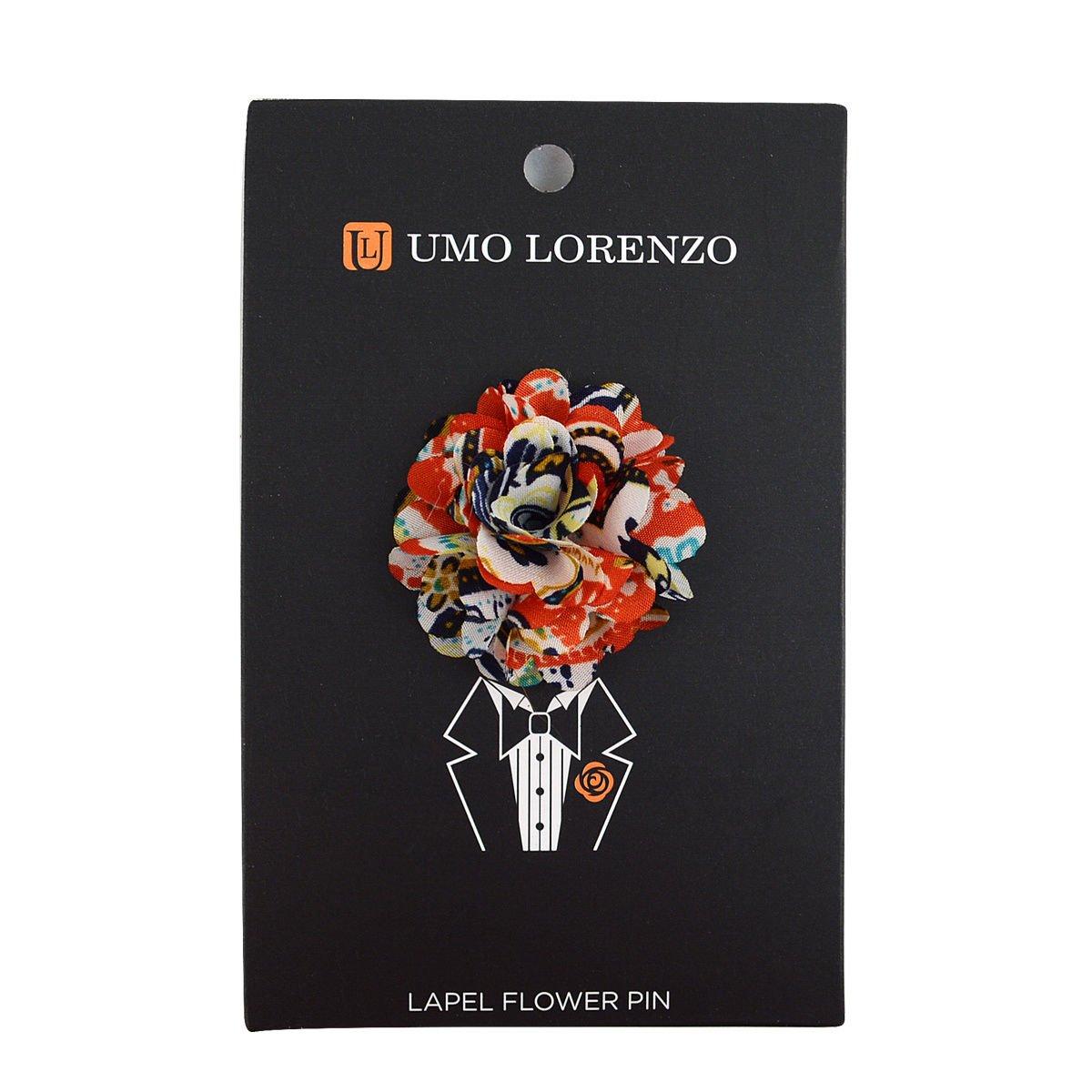 Vibrant-Paisley-Flower-Mini-Bouquet-Clutch-Back-Flower-Lapel-Pins-Boutonniere thumbnail 24