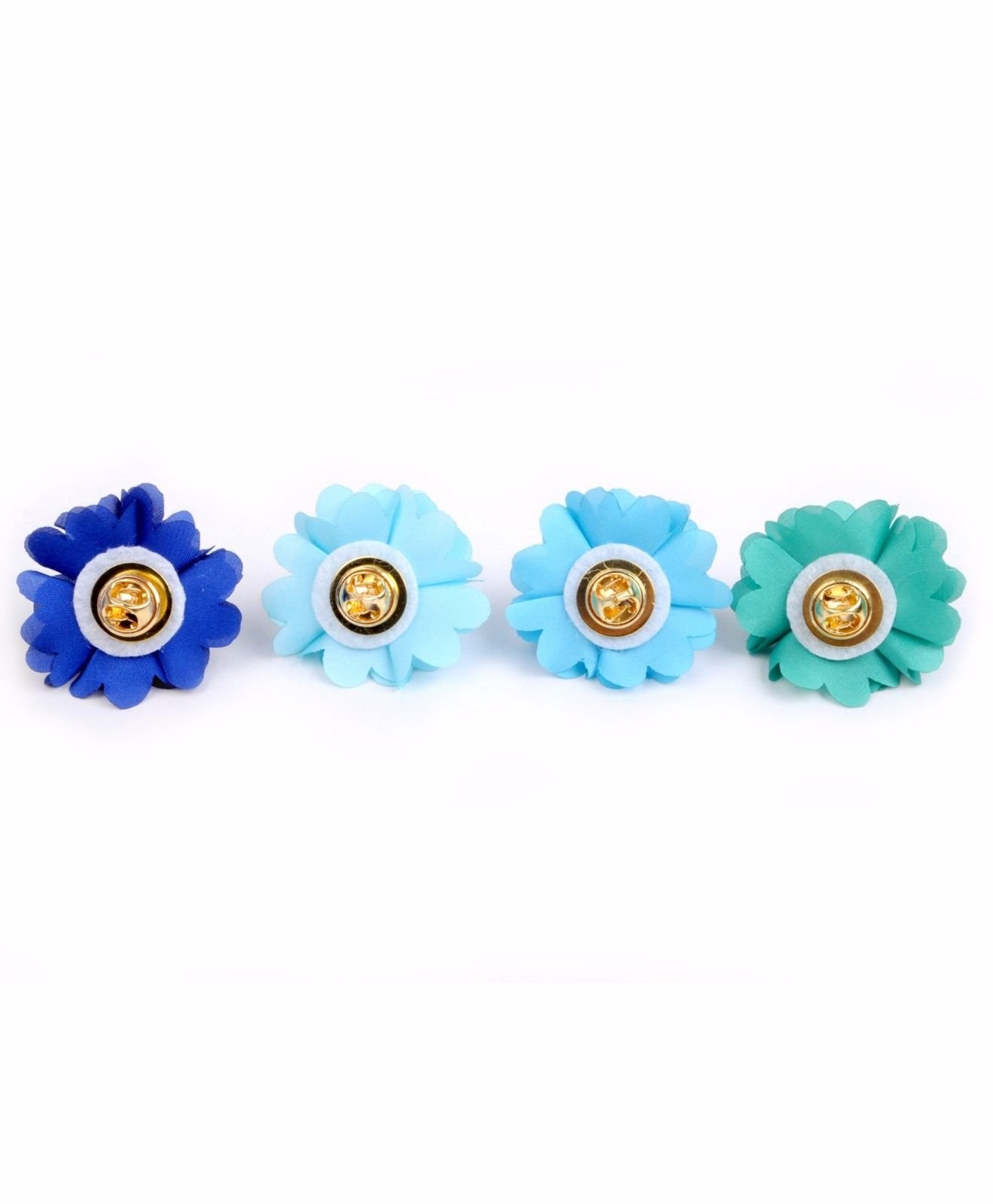 BG-Mini-Bouquet-Clutch-Back-Flower-Tuxedo-Suit-Lapel-Pins-Boutonniere-4-Pack-Set thumbnail 25