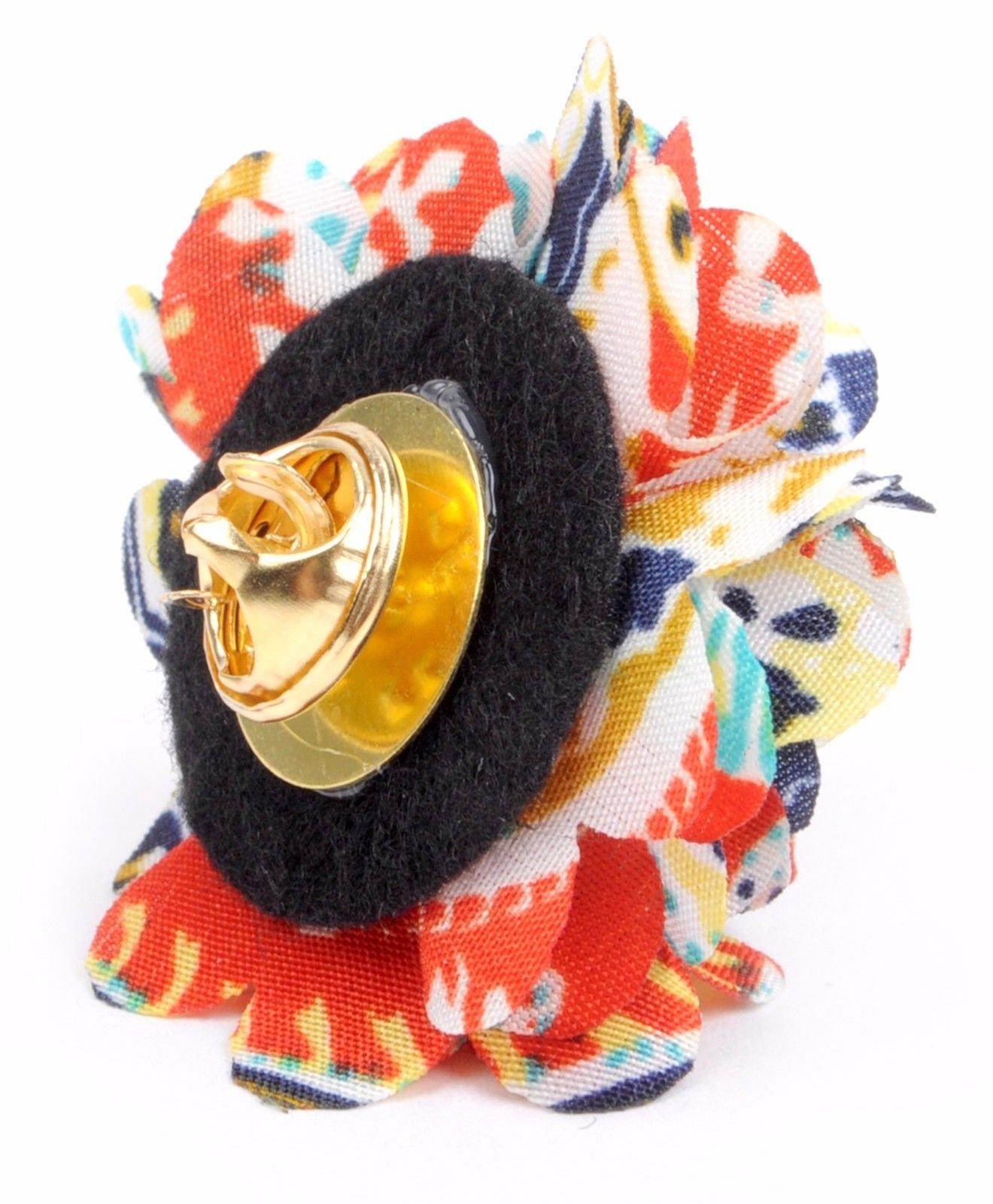 Vibrant-Paisley-Flower-Mini-Bouquet-Clutch-Back-Flower-Lapel-Pins-Boutonniere thumbnail 23