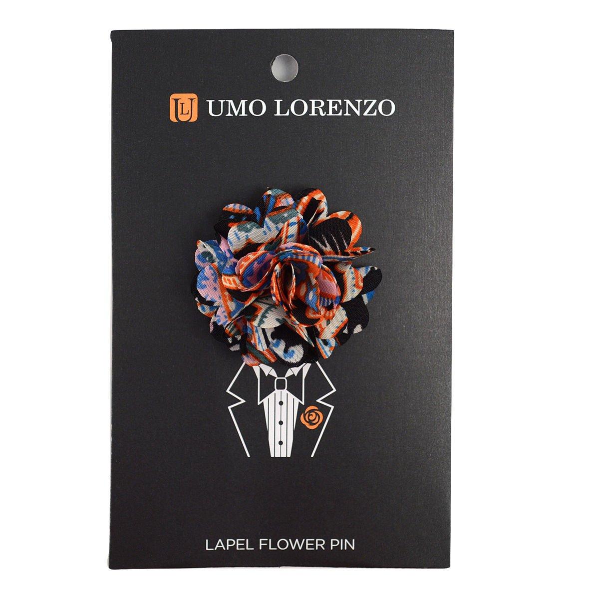 Vibrant-Paisley-Flower-Mini-Bouquet-Clutch-Back-Flower-Lapel-Pins-Boutonniere thumbnail 20