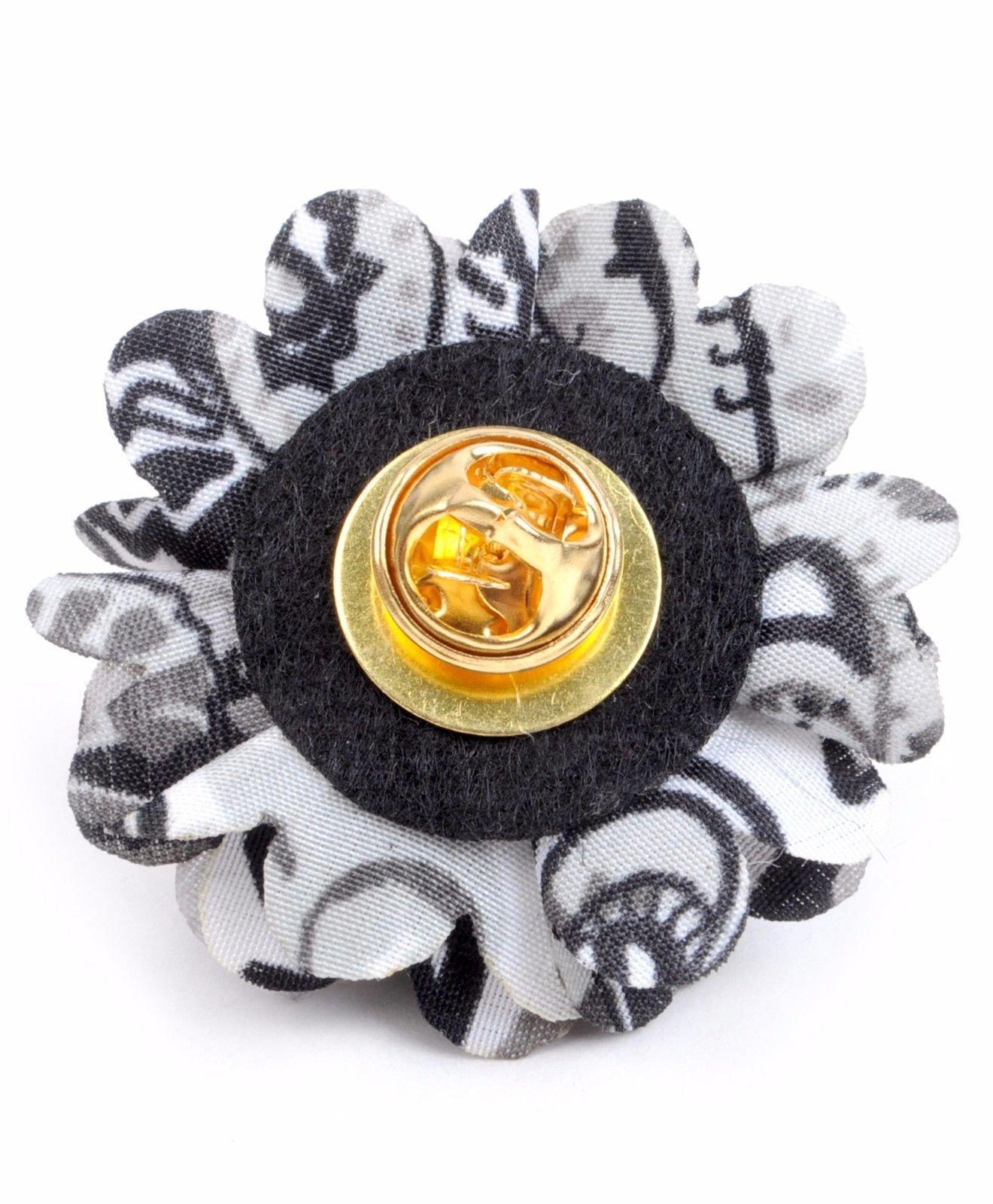 Vibrant-Paisley-Flower-Mini-Bouquet-Clutch-Back-Flower-Lapel-Pins-Boutonniere thumbnail 29